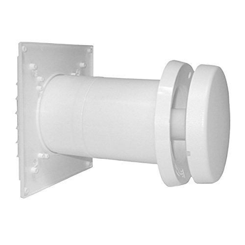 """Aldes AIRLET 700 Fresh Air Inlet (4""""-8"""" Sleeve) - Passive..."""