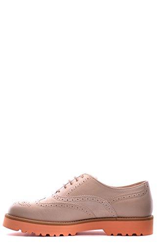 Hogan , Chaussures de ville à lacets pour femme beige beige IT - Marke Größe