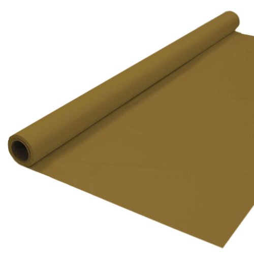 Heavy Duty Plastic Table Roll, Choice of Colors