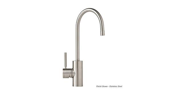 Waterstone 3900TB Parche 7 C Spout with built-in Diverter Convenience Prep Faucet