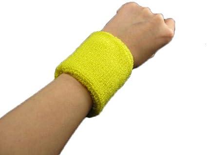 Amazon Neon 80s Headband Sweatband Wristband Fancy Party New