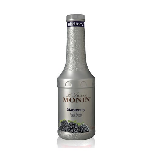 Blackberry Puree (Monin Blackberry Puree, 33.8 fl oz)
