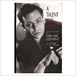 oscar levant memoirs of an amnesiac