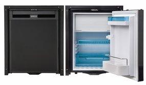 Dometic Coolmatic CR-1080U/F 2.8 Cu. Ft. 12/24V DC / 110/220V AC Refrigerator / Freezer With Flush Mount Frame