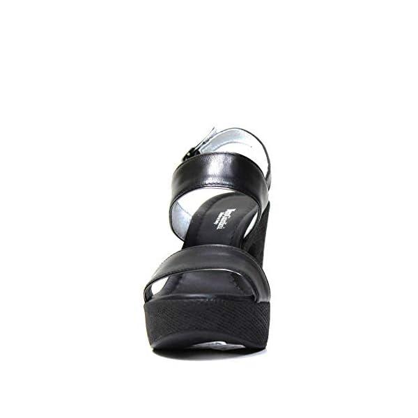 Nero Giardini P908122D Bronzo Calzature Sandali Tacchi Alti