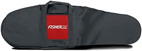 Amazon.com : Fisher Metal Detector Padded Carry Case : Other Products : Everything Else