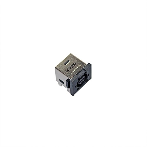 GinTai DC Power Jack Socket Connector Plug Charging Port Replacement for MSI GT72 GT72S 2QD 2QE 2PC 6QD 6QE 6QF 6RE GT72VR 6RD 7RD 7RE Dominator WT72 MS-1781 by GinTai (Image #1)