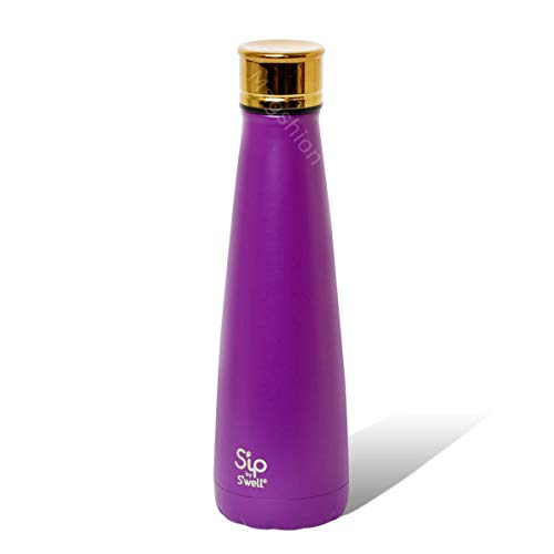 Magshion Sip by Swell Hydration Bottle Insulated Tumbler Sport Bottles (Sugarplum)