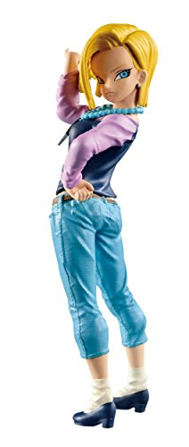 Banpresto-Dragon-Ball-Super-67-Inch-Android-18-Figure-SCultures-Big-Budoukai-6-Volume-1