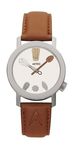 akteo - chef watch - Akteo