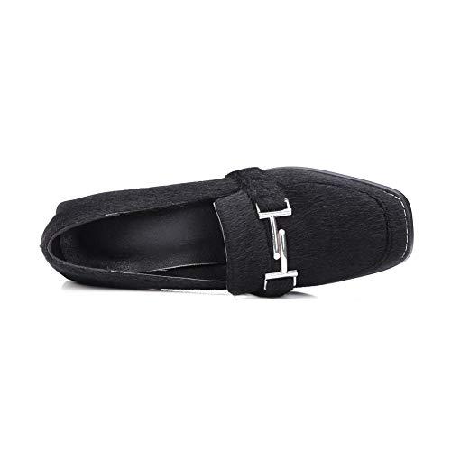 EU Compensées Noir BalaMasa Femme Sandales 36 Noir 5 APL10706 8xxCqwnE1
