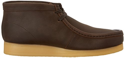 Clarks  Padmore II, Herren Stiefel Braun Brown Oily Brown Oily Leather