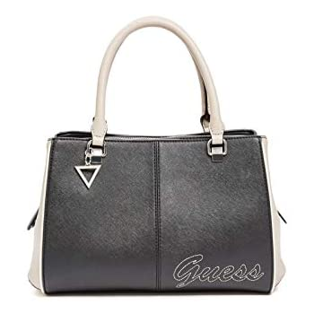 Amazon.com  GUESS Factory Women s Lambert Girlfriend Satchel ... 4f275a040fe40