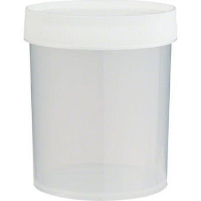 Nalgene Straight Side Jar: 32oz; (Nalgene Clear Jar)