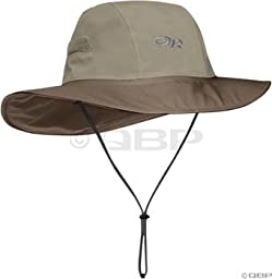 Outdoor Research Seattle Sombrero (S - Khaki/Java - Large)