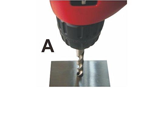 HHIP 1011-0094 16 Piece 1//2-13 Helical STI Thread Repair Kit