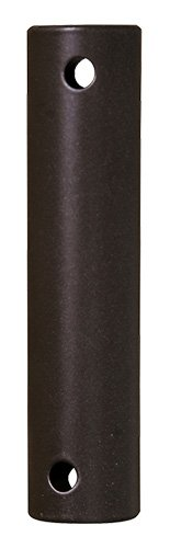 Fanimation DR1-24BN Downrod, 24-Inch x 1 Inch, Brush Nickel