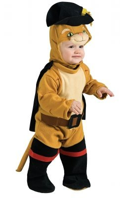 Puss In Boots Costume For Toddlers (Puss In Boots Costume - Infant)