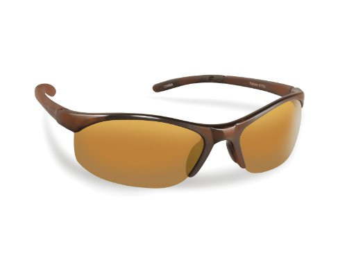 Fly Fish Sunglasses Fatham Tortoise Amber (Fly Fishing Sunglasses)