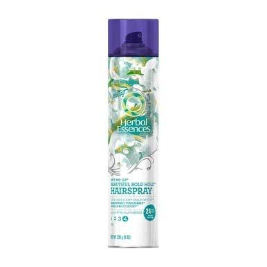 Hair Set Spray - Herbal Essences Set Me Up Beautiful Bold Hold Hairspray 8 oz (Pack of 3)