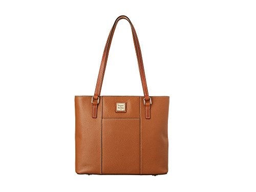 Dooney & Bourke Pebble Small Lexington Shopper  Caramel (Dooney Bourke Lexington)