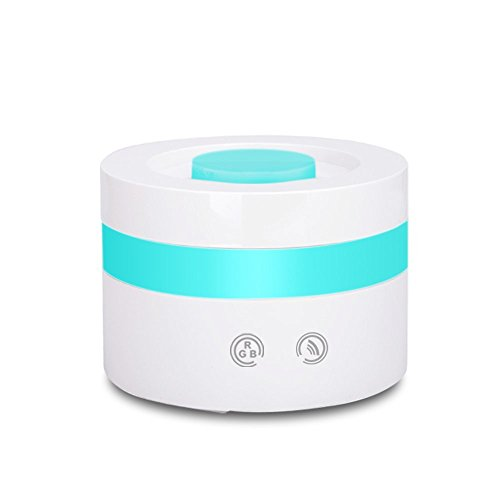 Cheapest Price! BESTEK 100ml USB Aroma Essential Oil Diffuser Cool Mist Aroma Humidifier