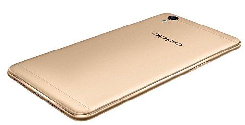 OPPO A37 (Gold, RAM-2GB) - Unlocked International Model, No Warranty