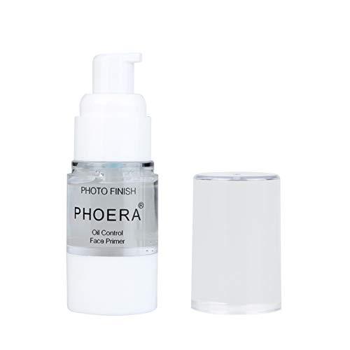 Phoera Face Primer, Isolated Moisturizing Makeup Base Cosmetics Primer, Mini Perfect All Matte Pore Invisible Make Up…