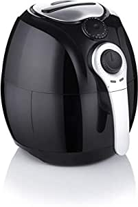 Eurostar 3.2 Liter Air Fryer, Black - EAF32B-C15