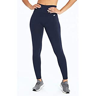 Marika Women's Carrie Tummy Control Leggings, Midnight Blue, Medium