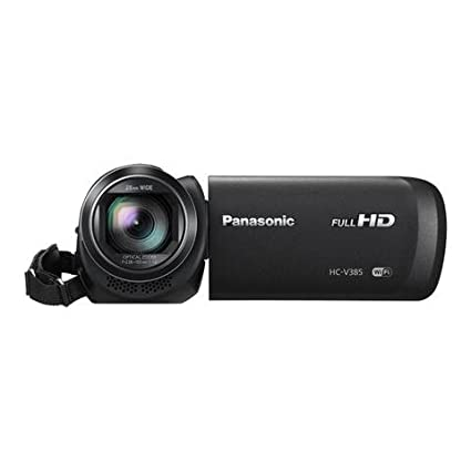 Panasonic HC-V385 High Definition Video Camcorder+free 16 GB sd card and carry bag Camcorders at amazon