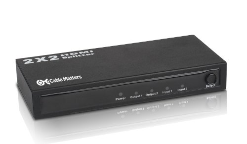 Cable Matters HDMI Switch Splitter