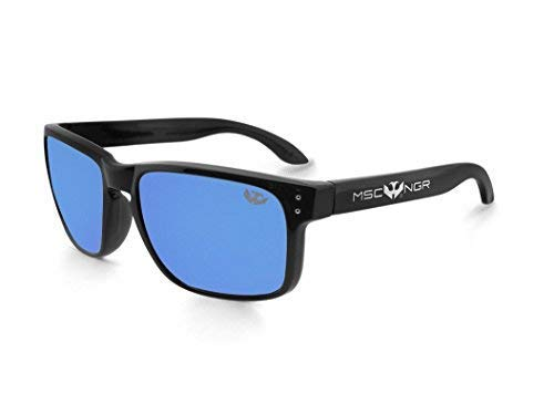 Sol Negra Gafas ® Blue Drive Polarized Modelo Mosca De kX8P0Onw