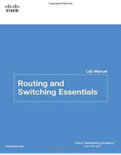 Routing And Switching Essentials Companion Guide Pdf