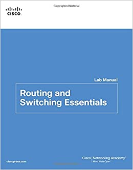 routing and switching essentials companion guide free download