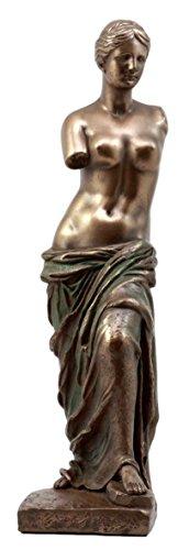 Ebros Gift Greek Goddess of Beauty Venus De Milo Figurine 10.5