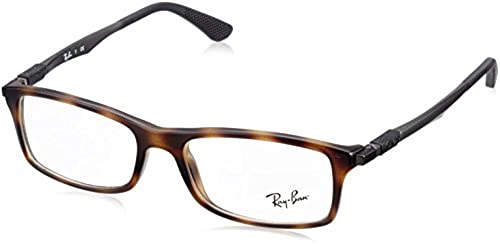 85fb117849 Ray-Ban Men s 0RX7017 54mm Matte Havana Sunglasses in Dubai - UAE ...