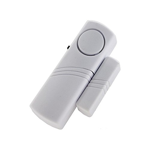 Clearance Sale!UMFunWireless Home Security Door Window Entry Burglar Alarm System Magnetic Sensor]()