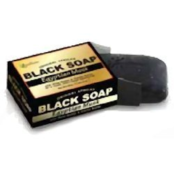 Sunflower African Black Soap – Egyptian Musk 5 oz. (Pack of 6) Review