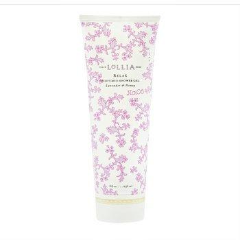 Lollia Relax Perfumed Shower Gel 8 fl oz