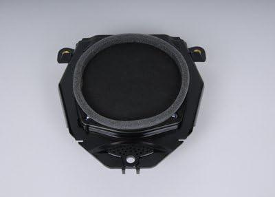 ACDelco 15295542 GM Original Equipment Rear Passenger Side Radio Speaker