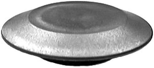 100 Flush Sheet Metal Plugs 5/8″ Hole Black – The Super Cheap