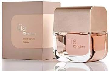Linha Ilia Natura - Deo Parfum Feminino 50 Ml - (Natura Ilia Collection - Eau de Toilette for Women 1.69 Fl Oz)