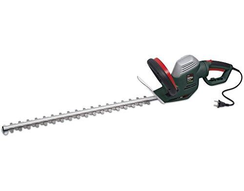 Elektrische Heckenschere 710 Watt 68,5 cm Schwertlänge, 60 cm Schnittlänge