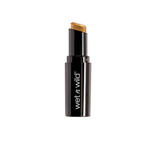 Wet N Wild Halloween 2017 Fantasy Makers MegaLast Lip Color Lipstick, Gimme Gold