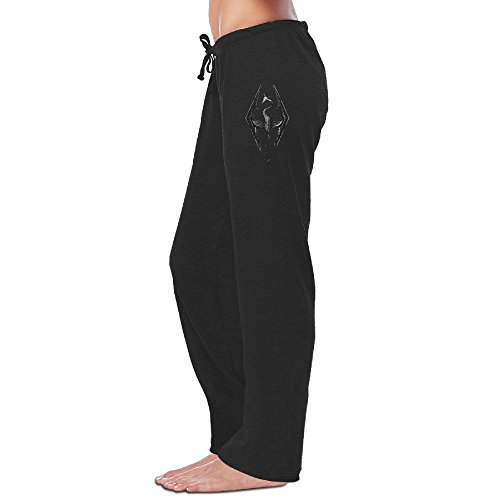 Price comparison product image Sweatpants-Women's Youth Girls The Elder Scrolls V Skyrim Fit Sweatpants.