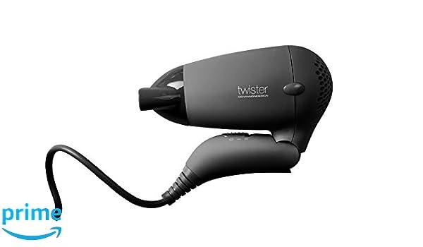 Uki Twister secador fucsia, color negro: Amazon.es: Salud y cuidado personal