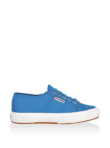 Superga 2750 Cotu Classic, Zapatillas Unisex Azul (Azure Blue)