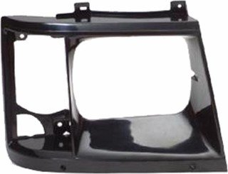 Astro Grille (QP C077A-a Chevy Astro Black Passenger Headlight Door)