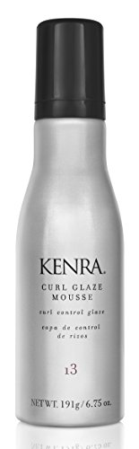 Kenra Curl Glaze Mousse #13, 6.75-Ounce (Kenra Volume Mousse)